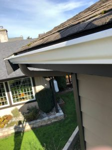 Gutter Cleaning - After
